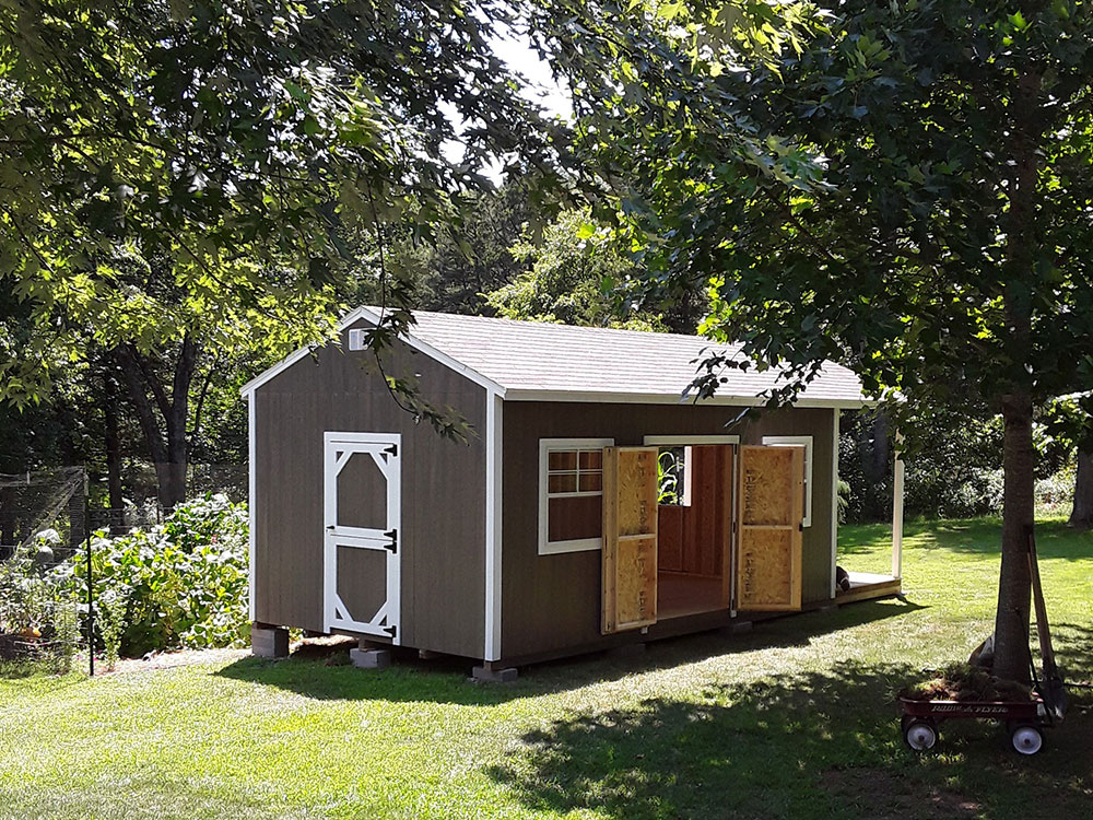 garden shed she shed for sale in madison county arkansas