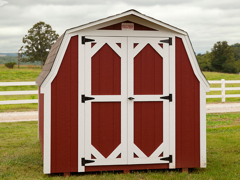 Mini Barn Storage Sheds For Sale Custom Mennonite