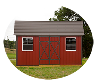metal storage sheds for sale in springdale