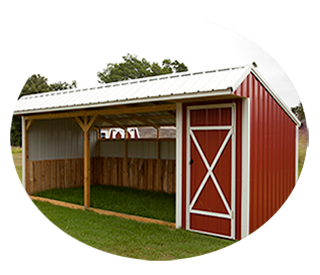 portable horse shed for sale in springdale