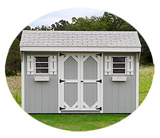 wood storage sheds for sale near me