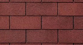 custom sheds shingle color tile red blend
