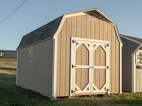 wooden storage buildings available for rent to own