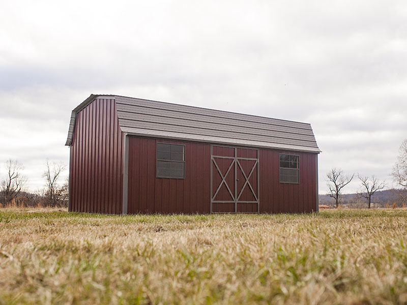 metal storage barn for sale in madison county