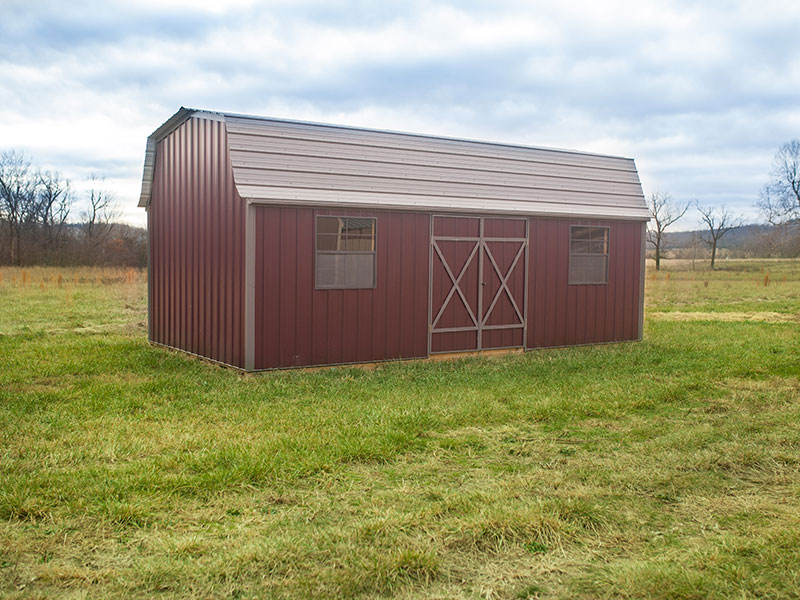 metal storage barn for sale in springdale arkansas