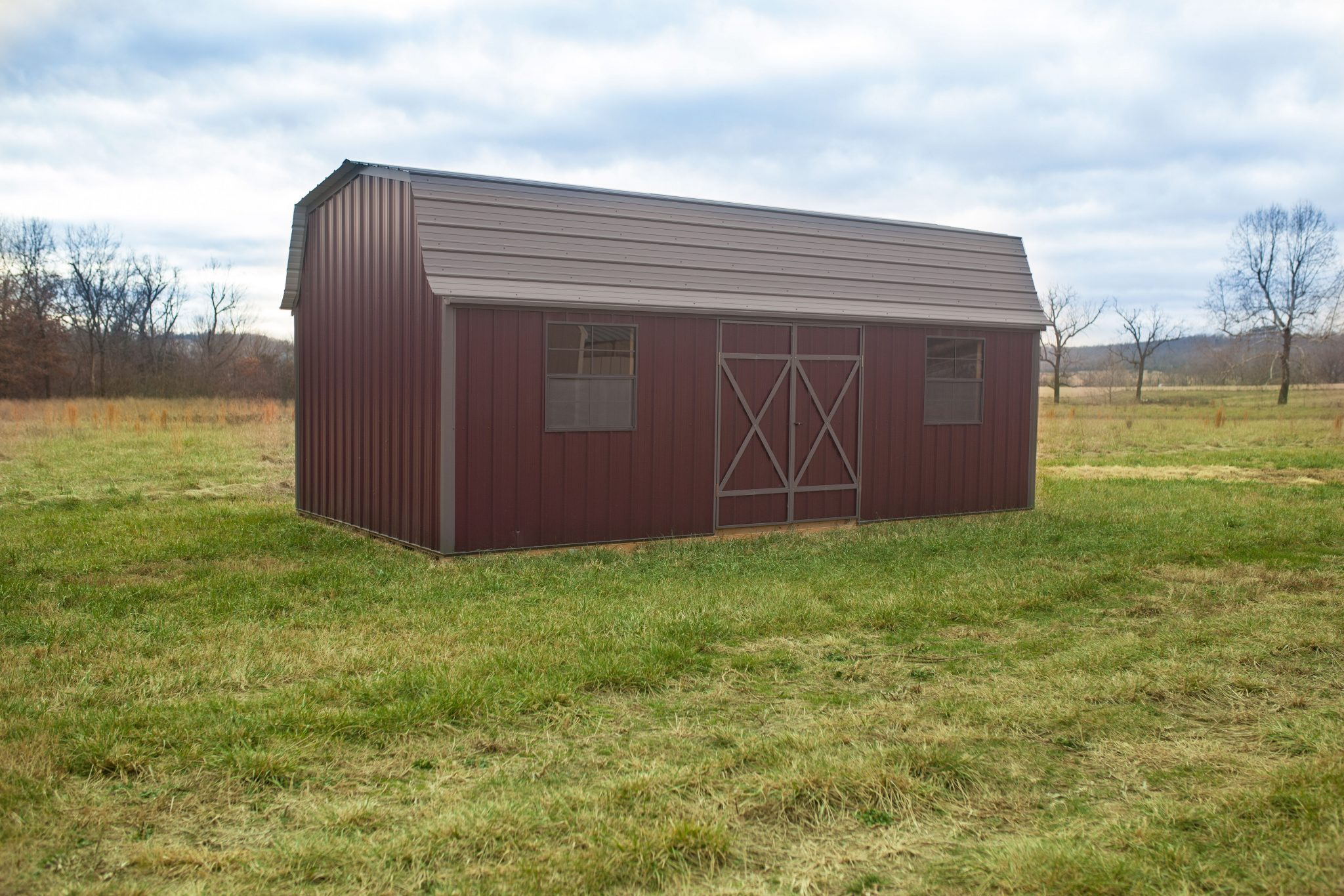 metel storage barns for storage crestwood storage barns 01
