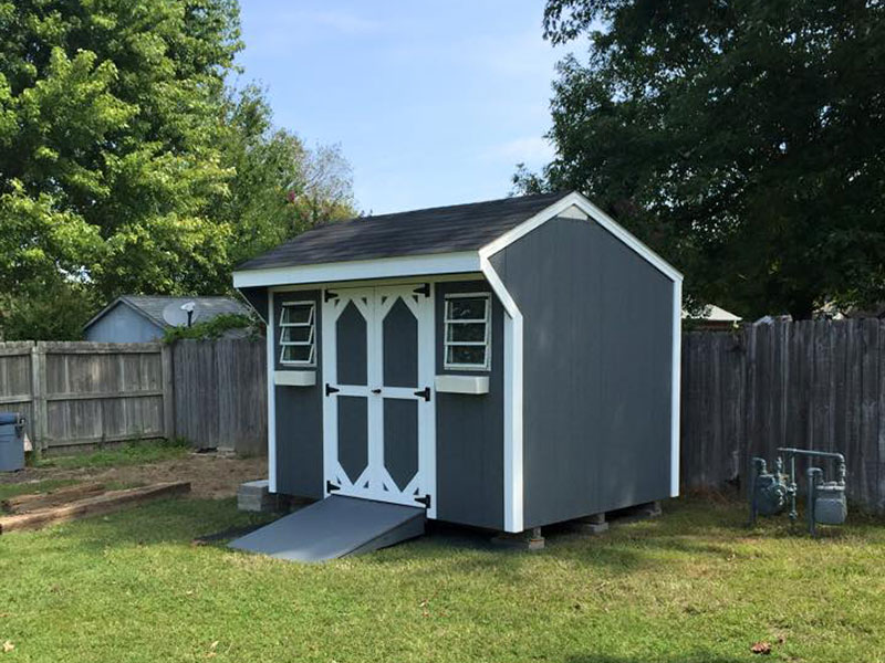 quaker garden sheds for sale